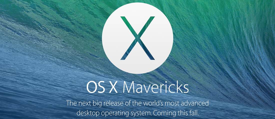 [Header] Upgrading To Mavericks