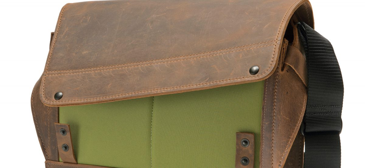 Waterfield Rough Rider Messenger Bag